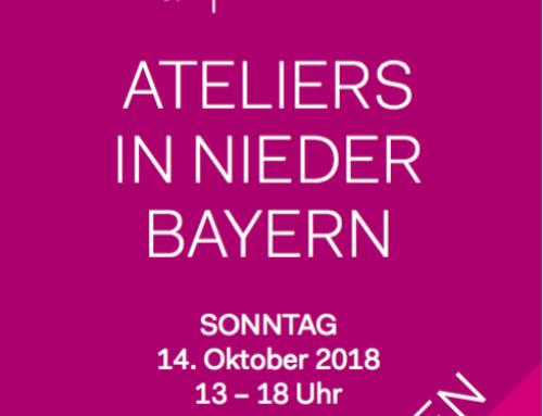 Tag des offenen Ateliers in Niederbayern 2018