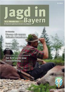 Jagd in Bayern 2020 November